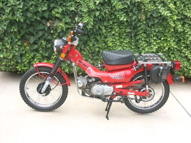 honda ct110 trail bike for sale car interior design John Deere 110 Wiring Diagram 110-Volt Wiring Diagram