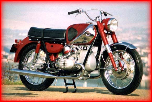 Honda With Boxer Engine Adventure Rider